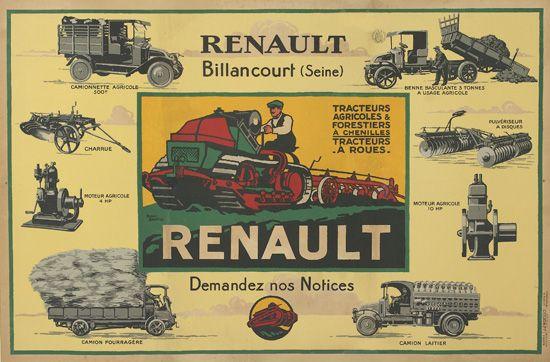 ROGER-BRODERS-(1883-1953)-RENAULT-BILLANCOURT-(SEINE)-Circa-