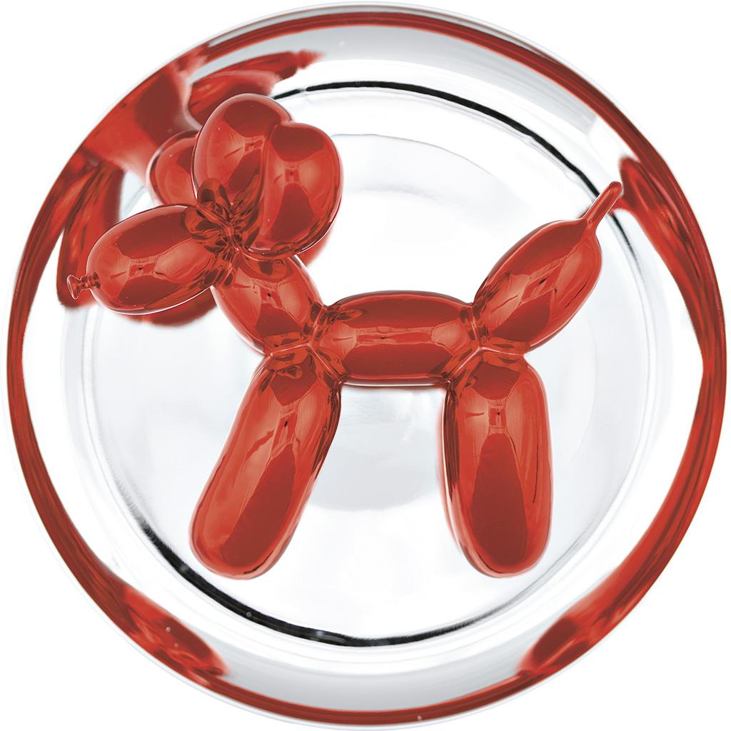 JEFF KOONS Balloon Dog (Red).