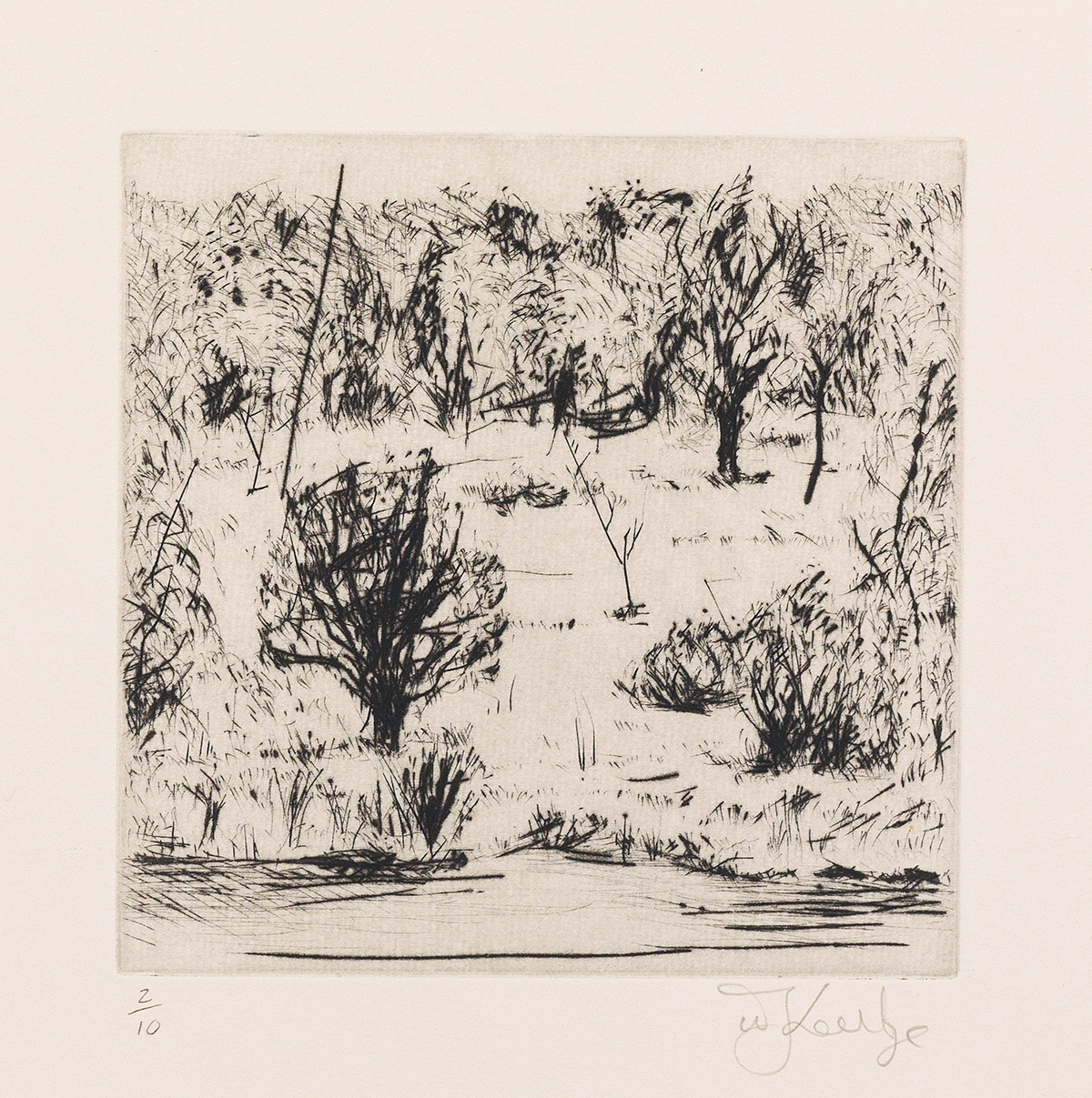 WILLIAM-KENTRIDGE-Landscape