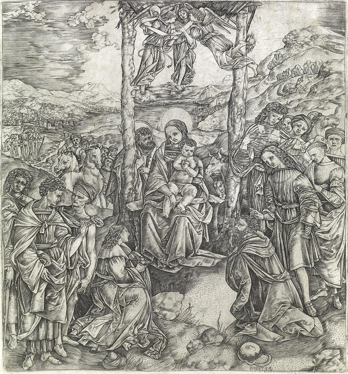 CRISTOFANO-DI-MICHELE-MARTINI-IL-ROBETTA-The-Adoration-of-the-Magi