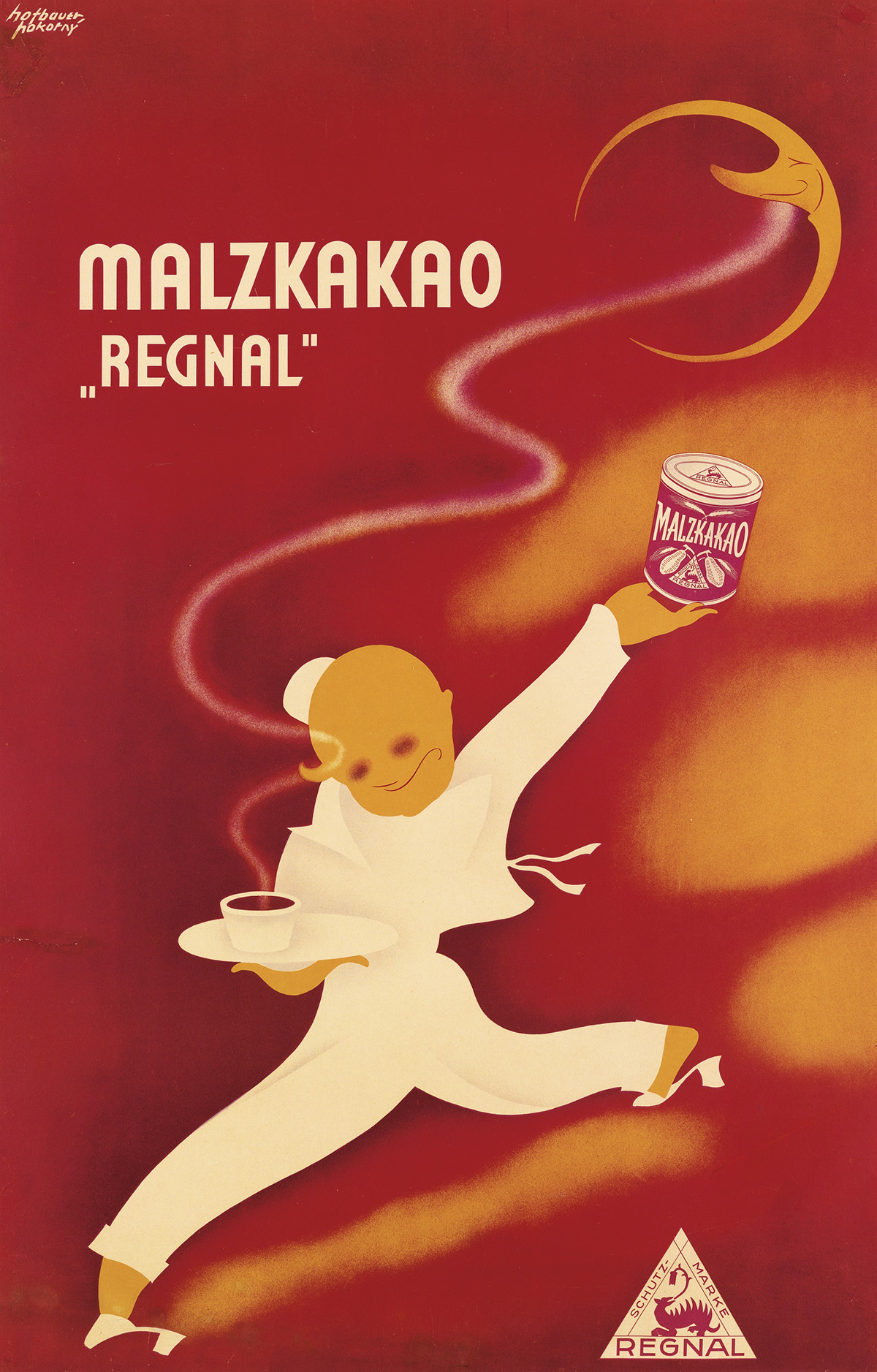 HOFBAUER-POKORNY-(DATES-UNKNOWN)-MALZKAKAO-REGNAL-Circa-1935