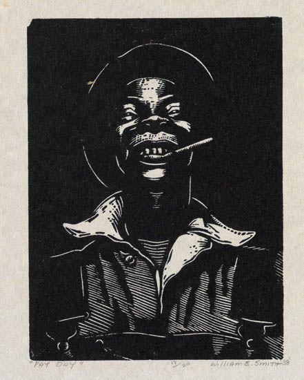 WILLIAM-E-SMITH-(1913---1997)-Pay-Day