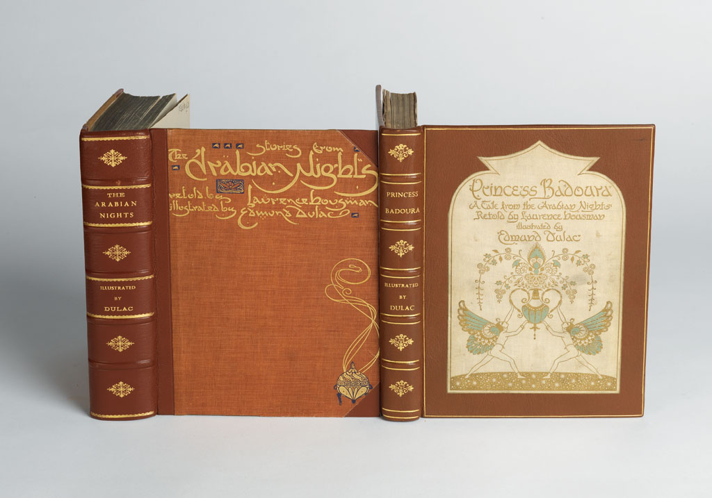 (DULAC-EDMUND)-Housman-Laurence-Stories-from-the-Arabian-Nig