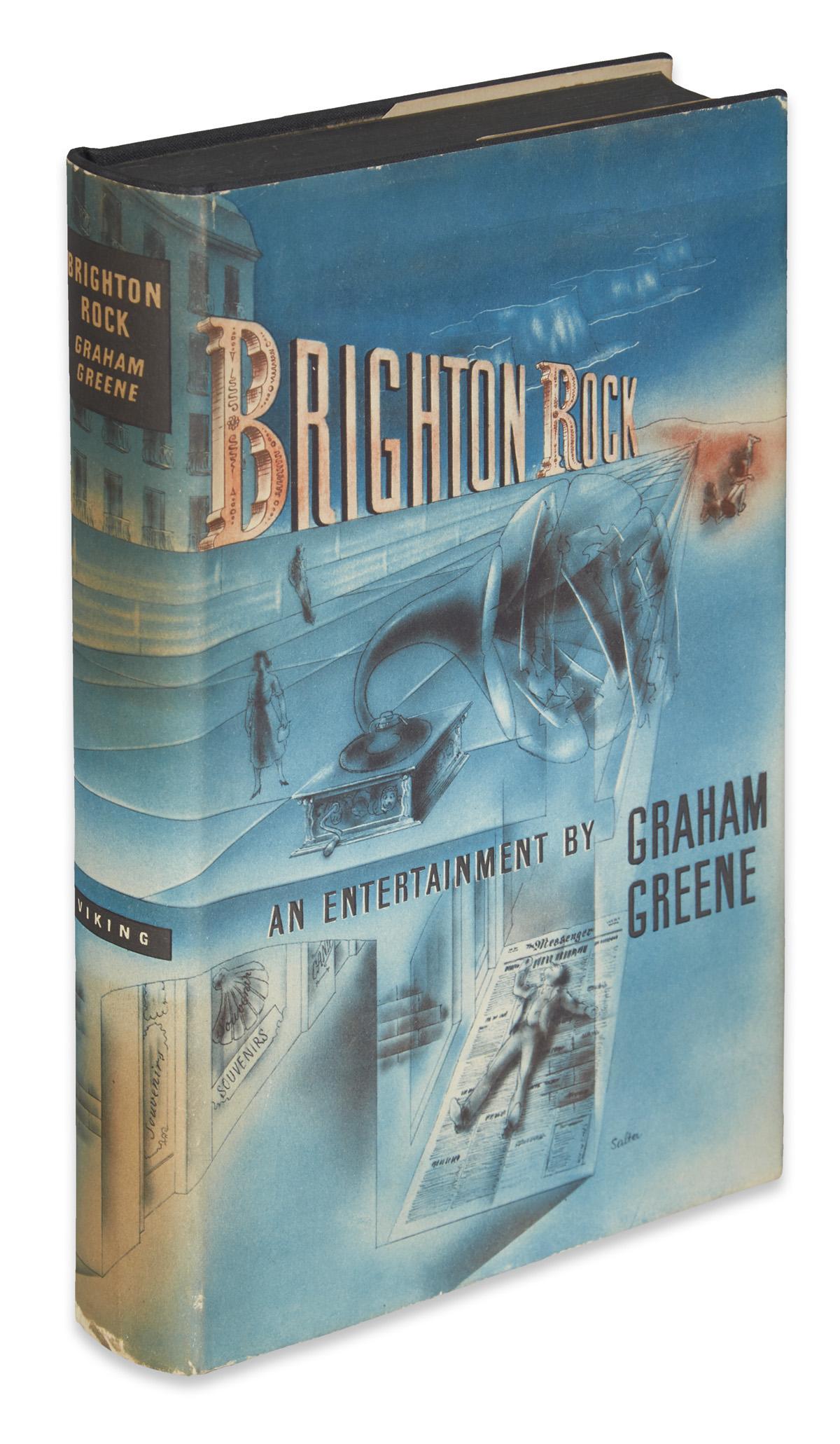 GREENE-GRAHAM-Brighton-Rock