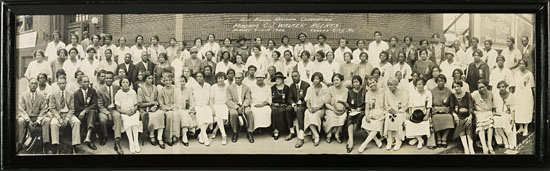 (BUSINESS.) WALKER, MADAME C.J. 10 Annual National Convention Madame C. J. Walker Agents.