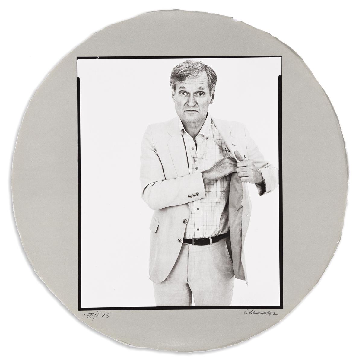 Self-Portrait in a Convex Mirror by John Ashbery.