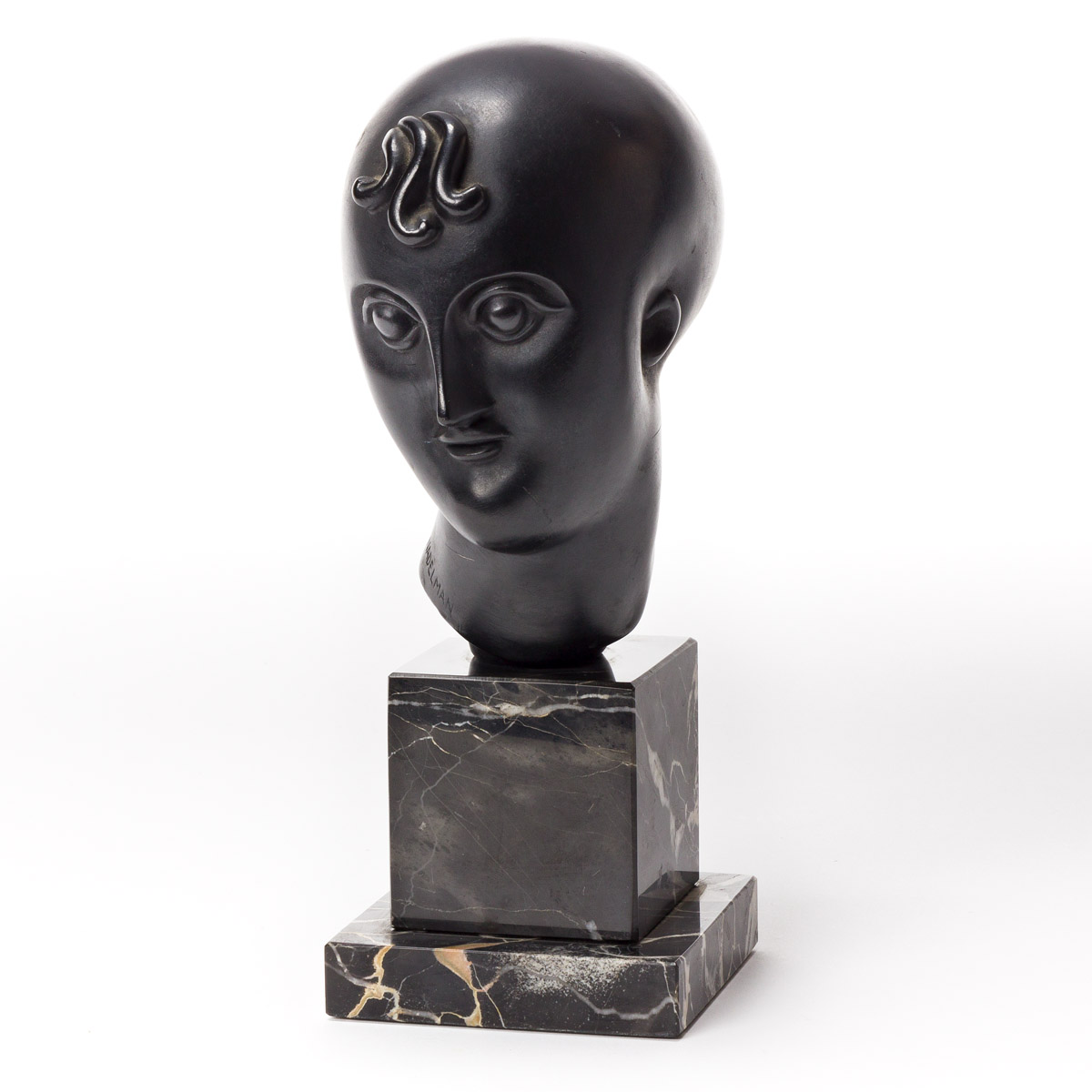 ELIE NADELMAN (1882-1946) Head.
