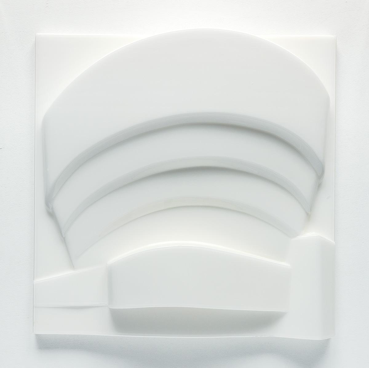 RICHARD HAMILTON Guggenheim (White).