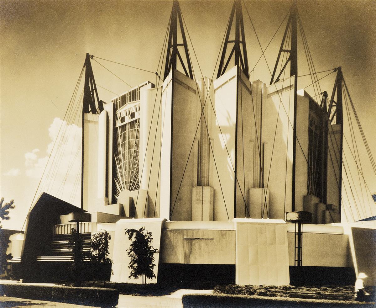 (CHICAGO--EXPOSITION)-Album-entitled-A-Century-of-Progress-I