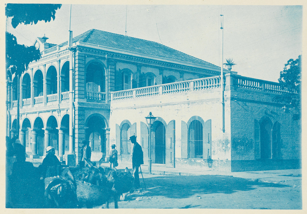 (ADVERTISING--HAITI) An illustrated advertising directory of Haiti comprising the leading business houses and views of the republic,