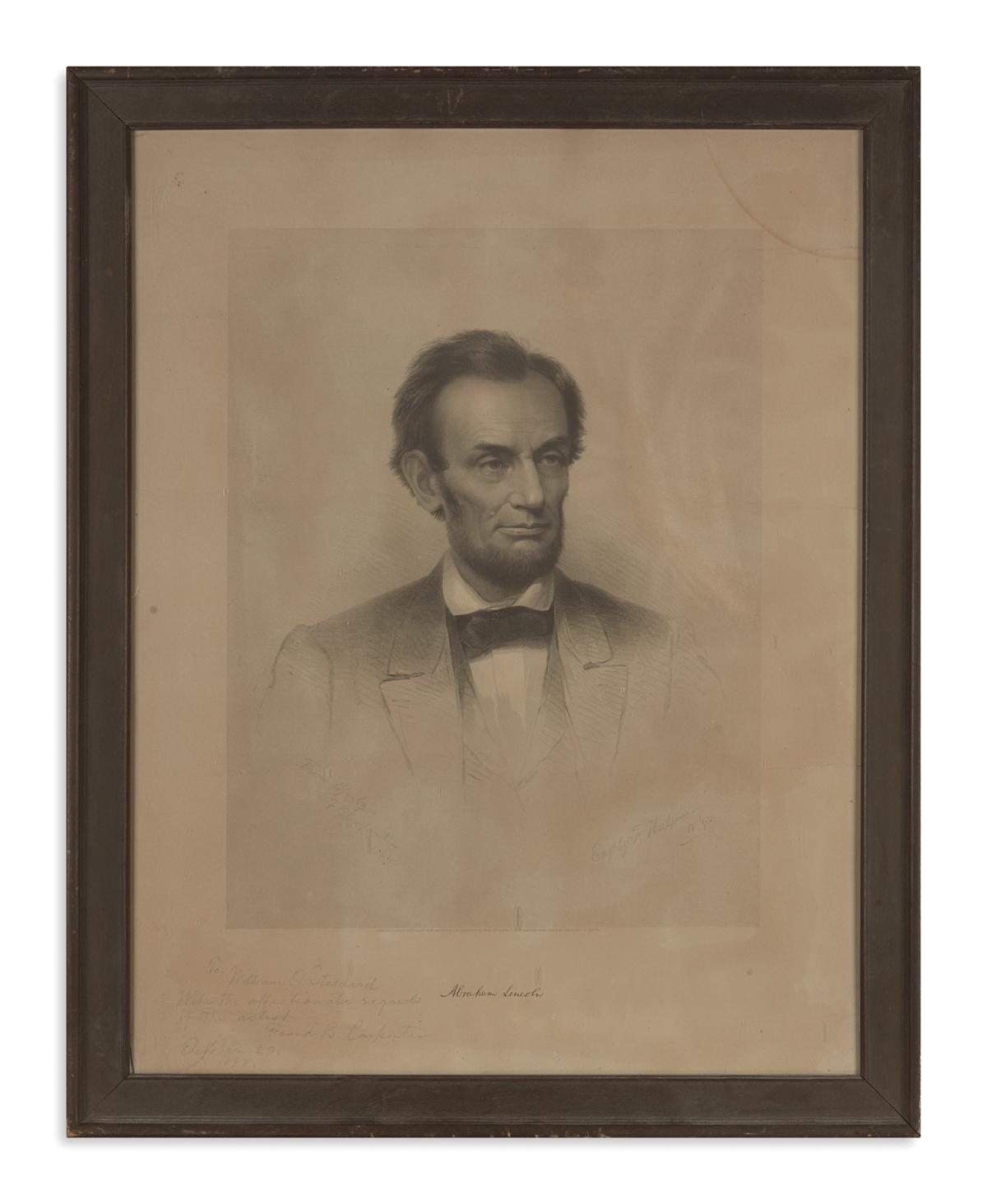 (PRINTS--MEMORIAL)-Halpin-Frederick-W-engraver;-after-Carpen