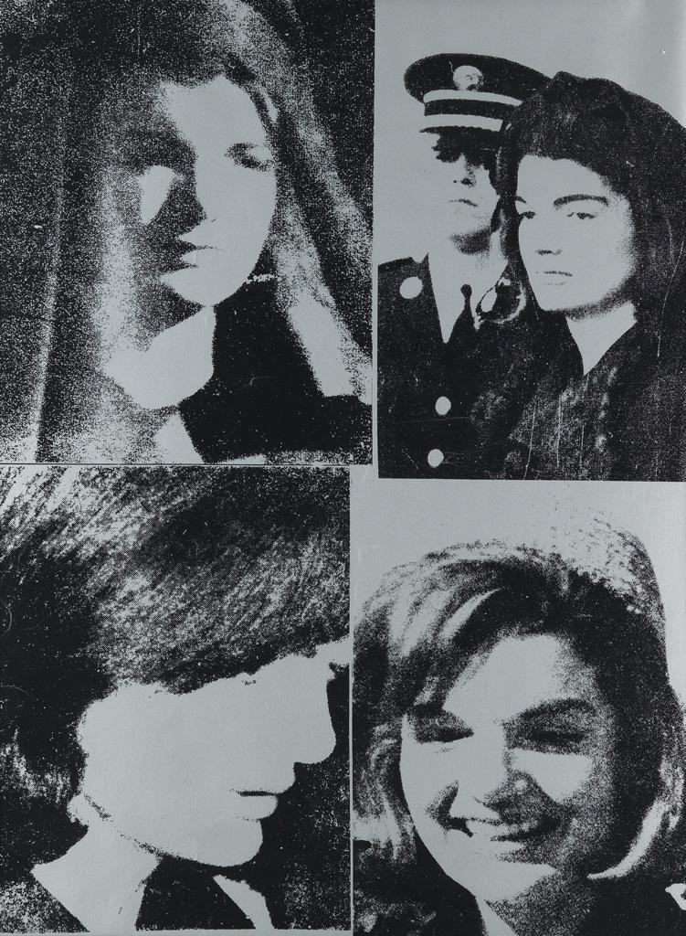 ANDY WARHOL Jacqueline Kennedy III (Jackie III).