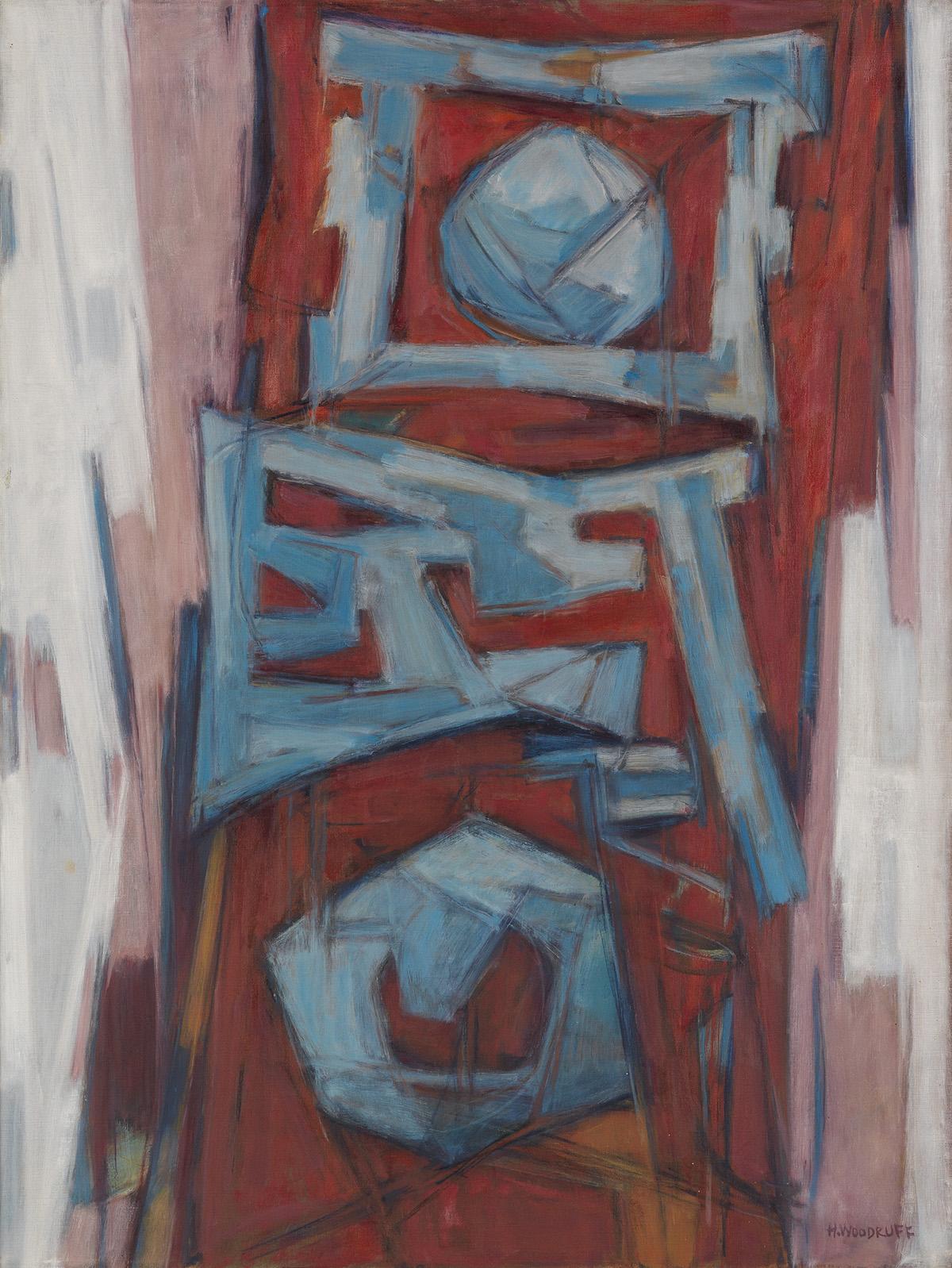 HALE-WOODRUFF-(1900---1980)-Celestial-Door