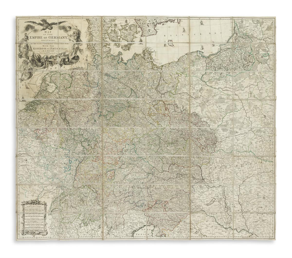 DELAROCHETTE-LOUIS-STANISLAW-dARCY-Map-of-the-Empire-of-Germ