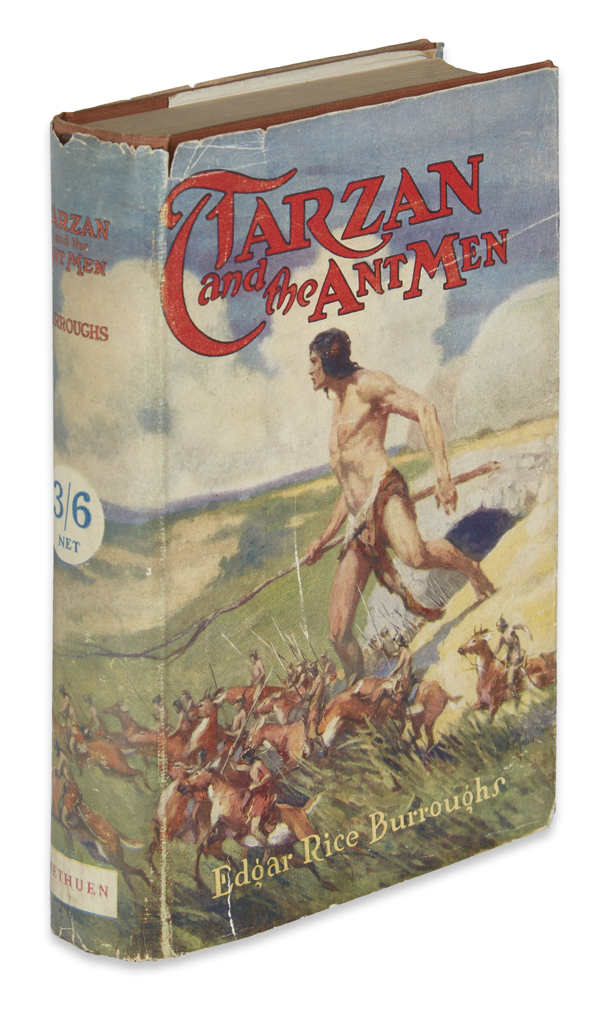 BURROUGHS-EDGAR-RICE-Tarzan-and-the-Ant-Men