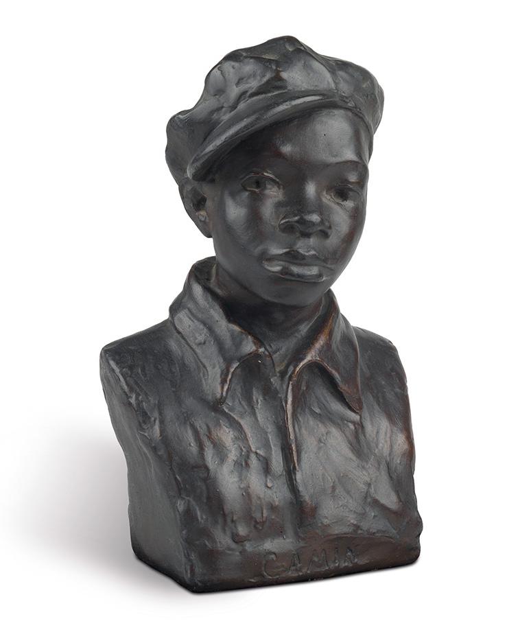 AUGUSTA-SAVAGE-(1892---1962)-Gamin