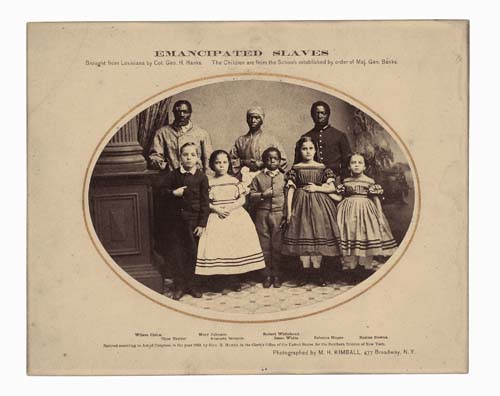 Emancipated-Slaves-Brought-from-Louisiana-by-Col-Geo-H-Hanks