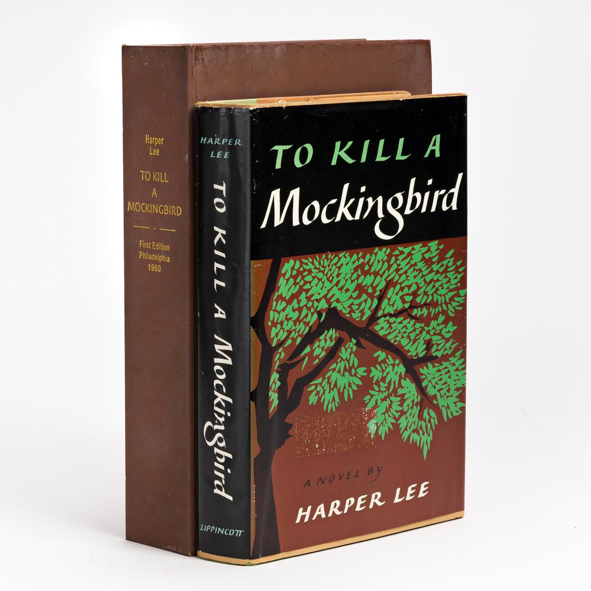 LEE, HARPER. To Kill A Mockingbird.