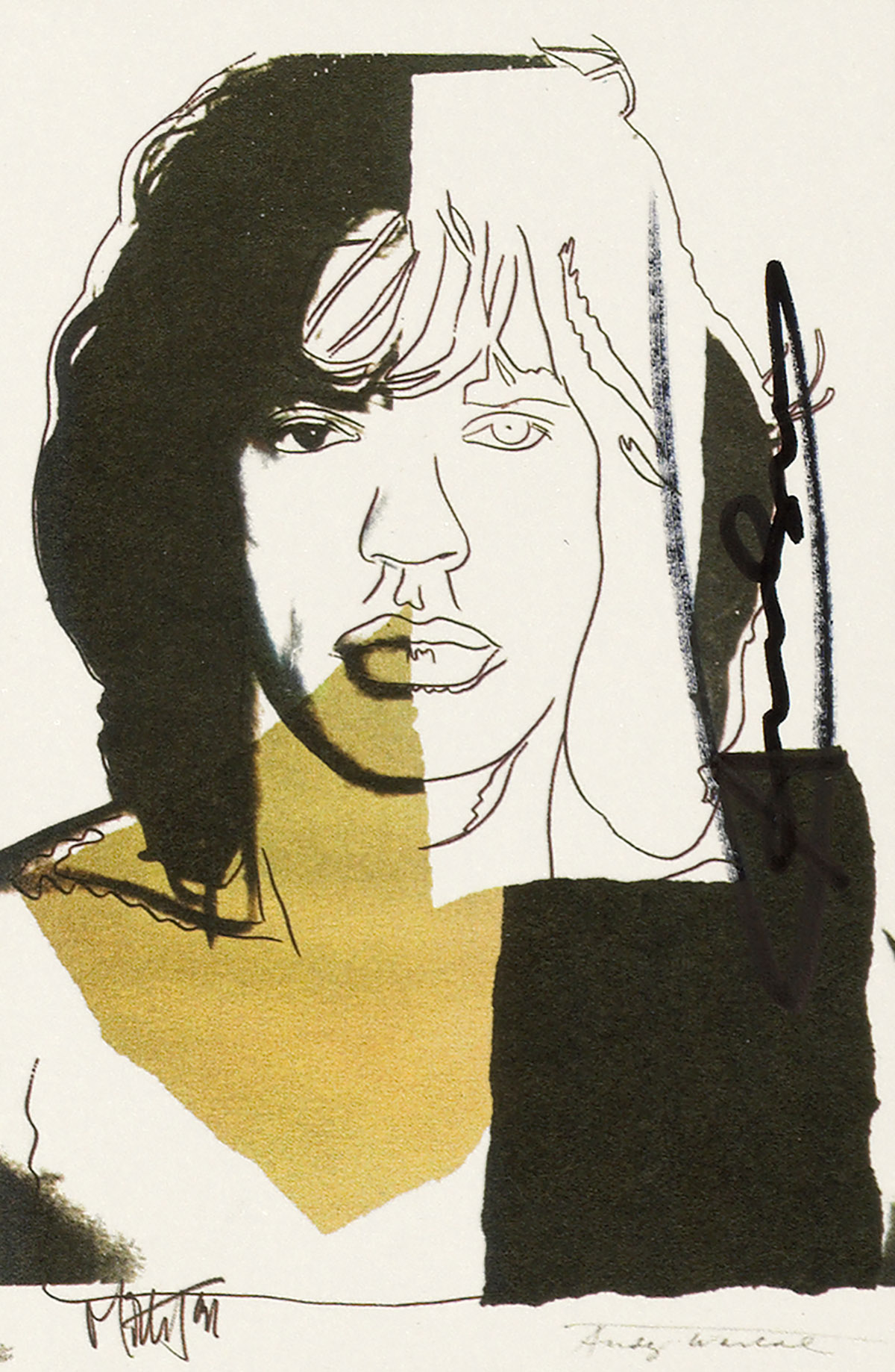 ANDY-WARHOL-(after)-Mick-Jagger-Portfolio