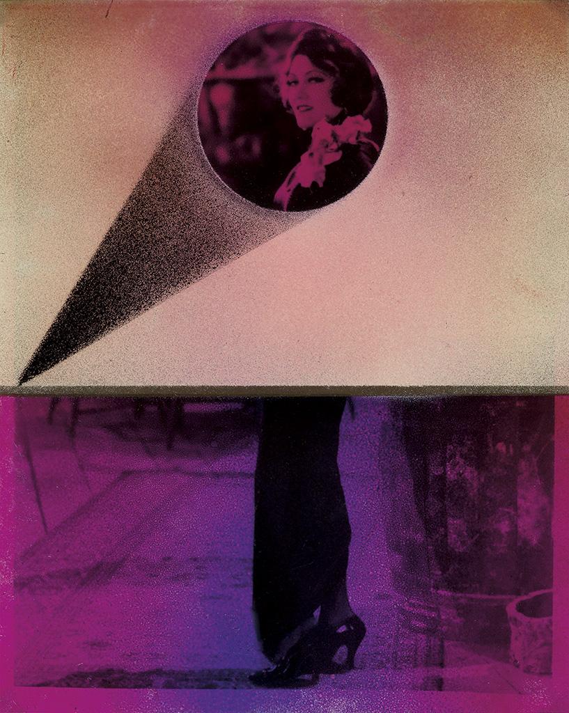 ROBERT MAPPLETHORPE Gloria Swanson/Queen Kelly.