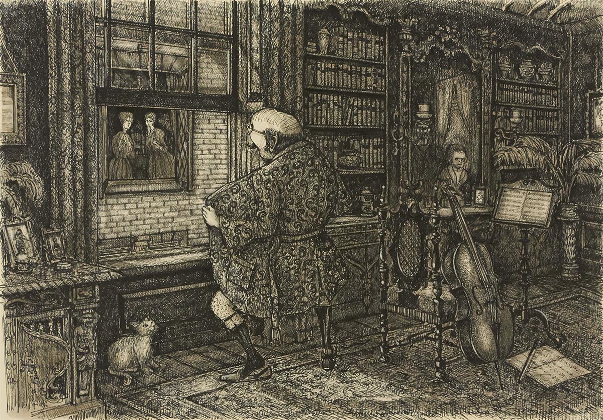 HARVEY KORNBERG. The Gentlemans Alphabet Book. [EROTICA / SEX]