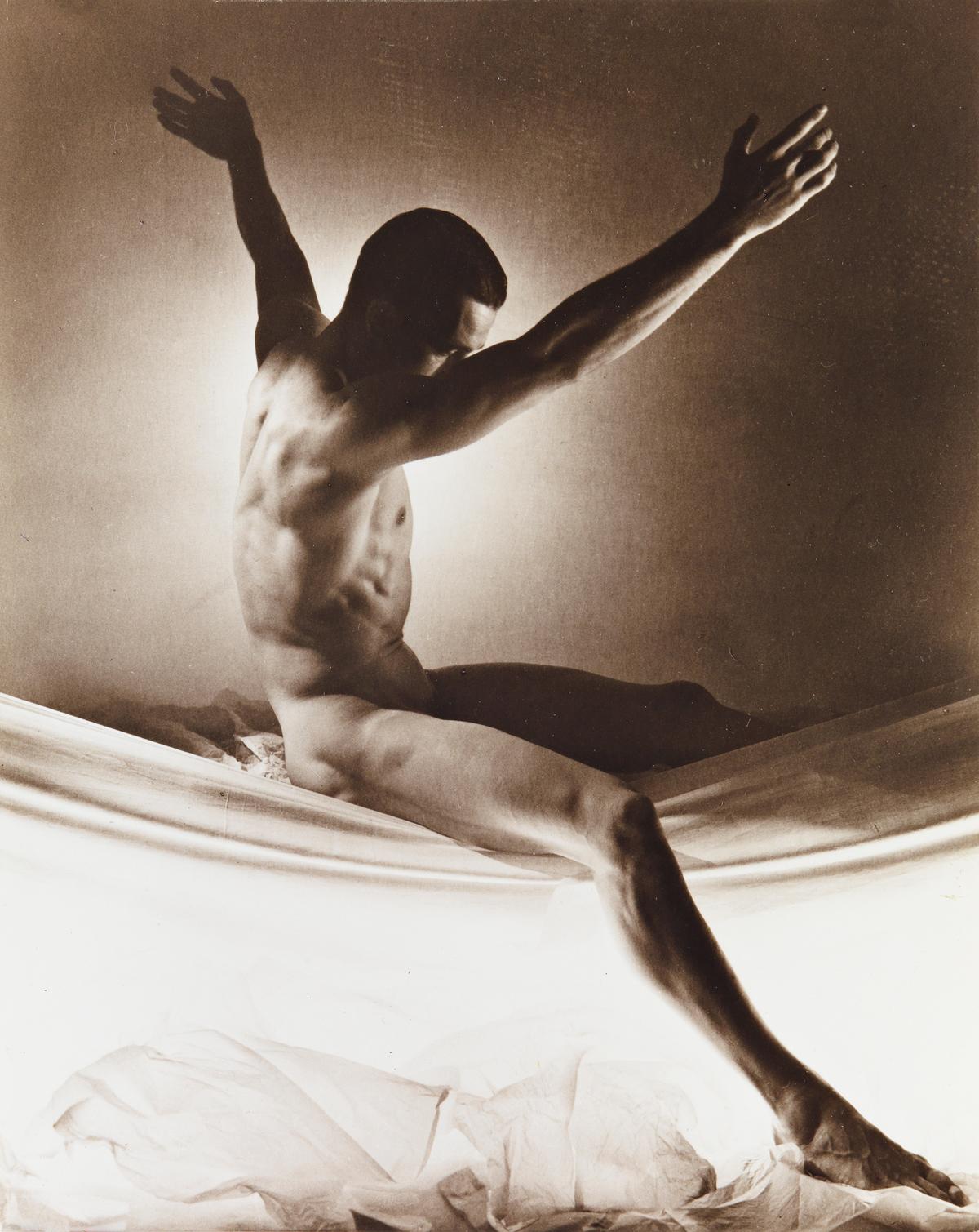 GEORGE PLATT LYNES (1907-1955) Francisco Moncion.