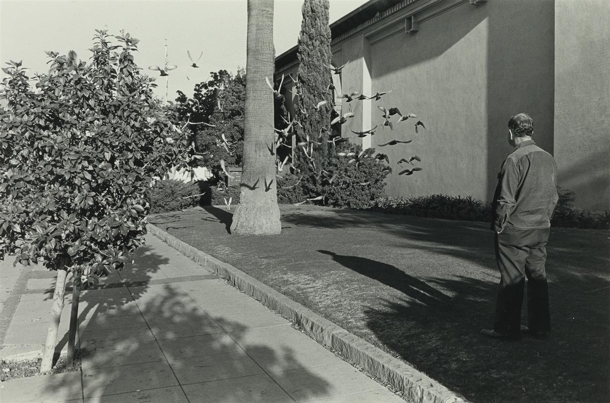 HENRY WESSEL JR. (1942-2018) Santa Barbara, California.