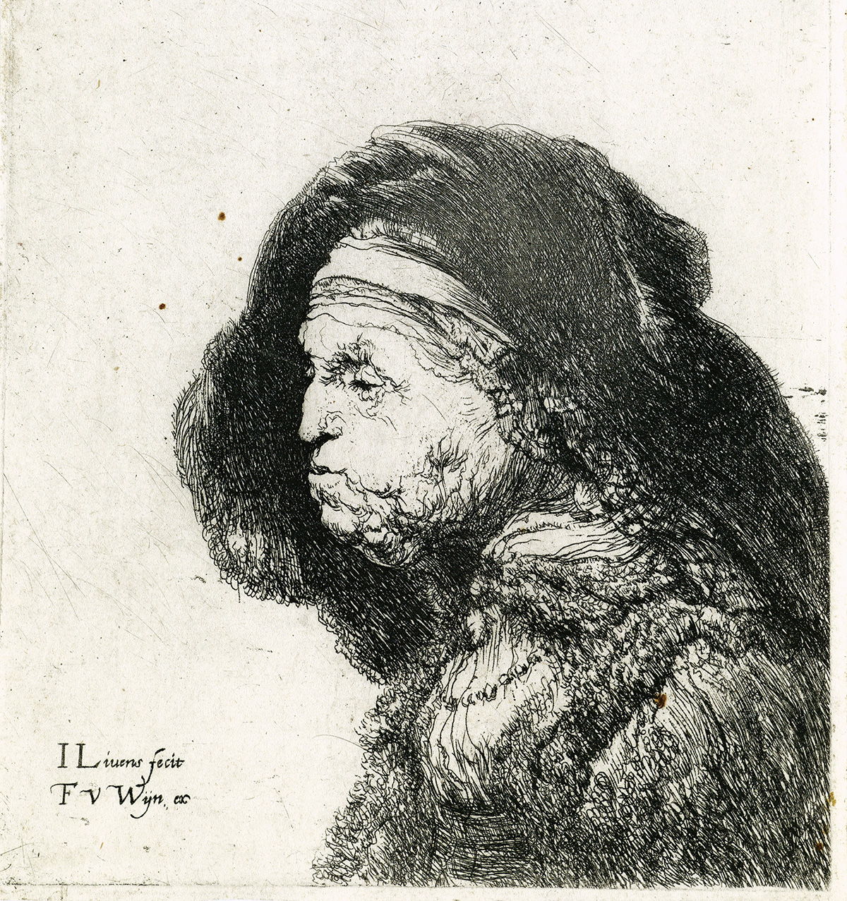 JAN-LIEVENS-Bust-of-an-Old-Woman-(Rembrandts-Mother)