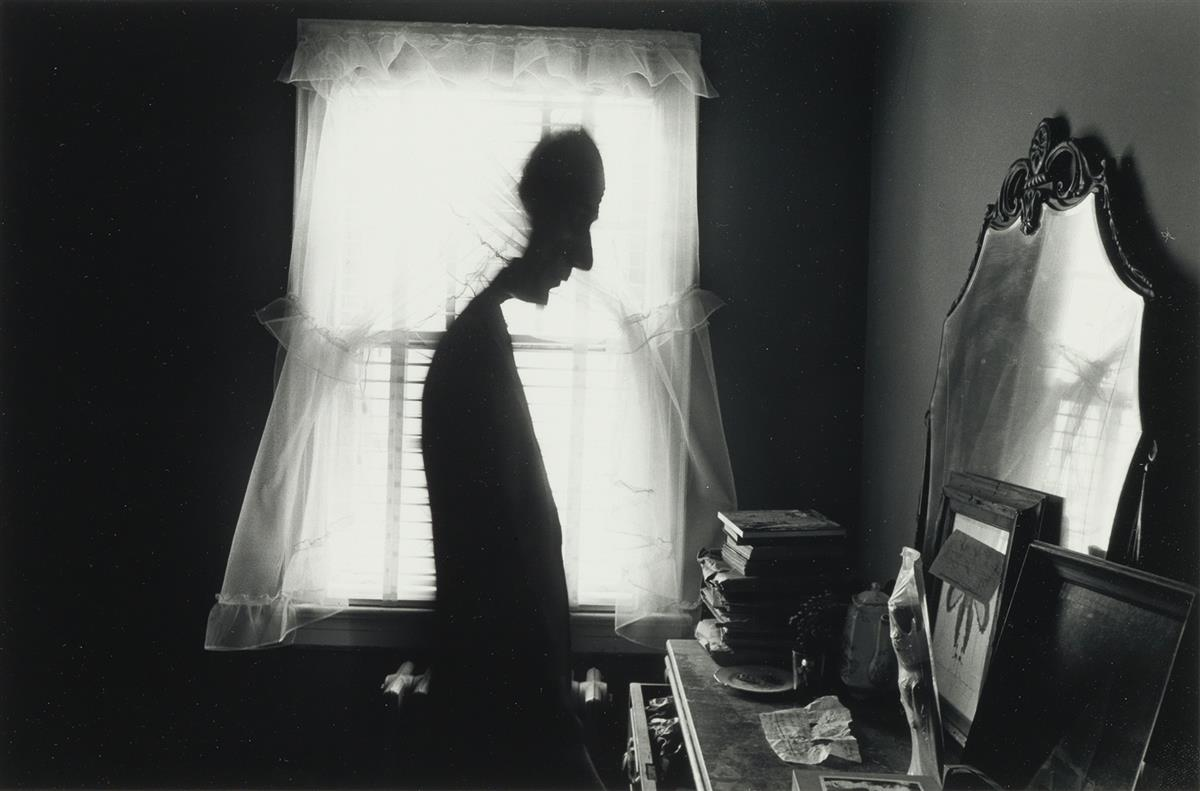 DUANE MICHALS (1932- ) Joseph Cornell.