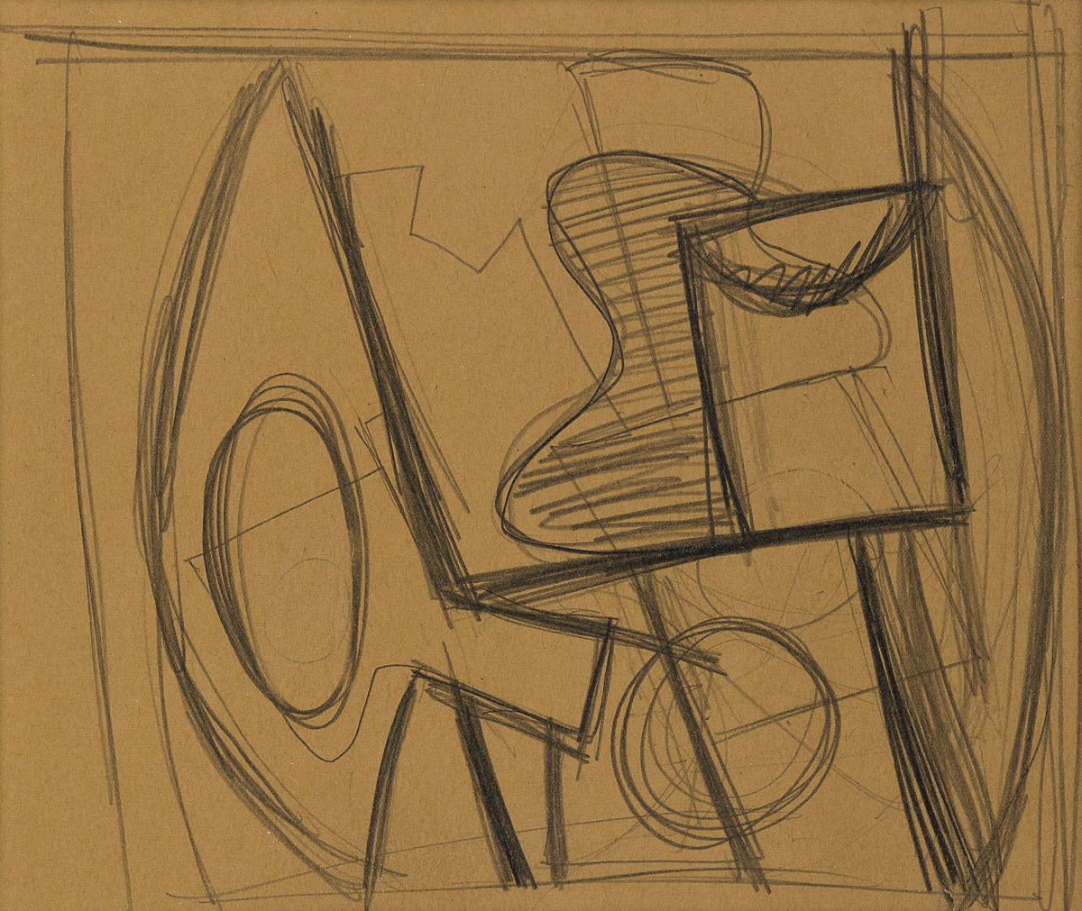 ARSHILE-GORKY-Abstract-Still-Life