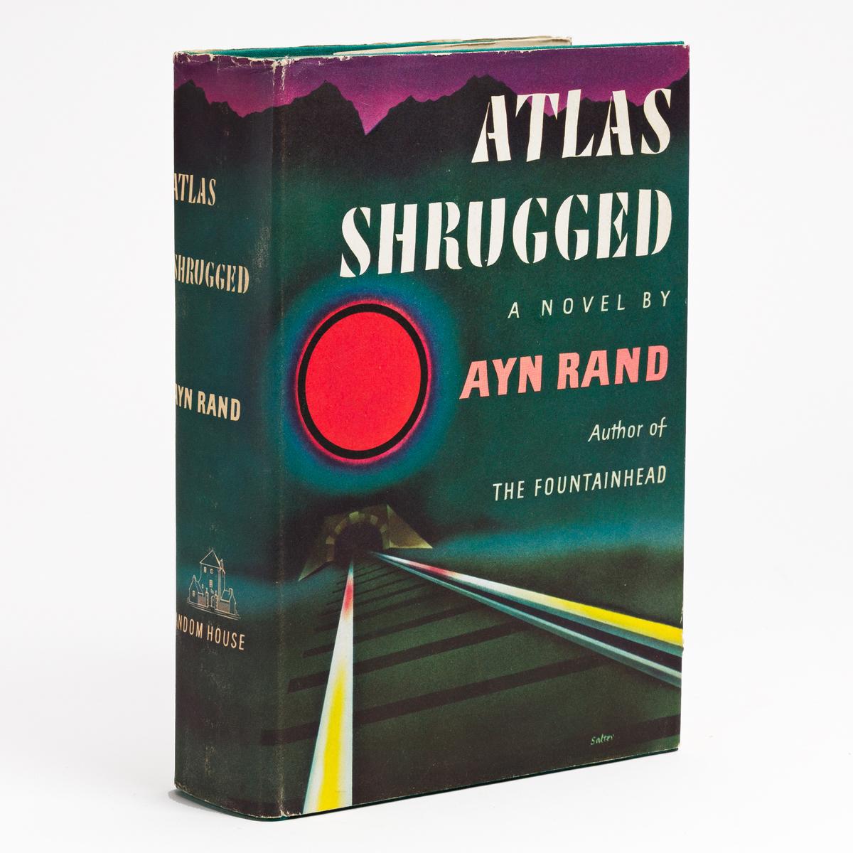 RAND, AYN. Atlas Shrugged.