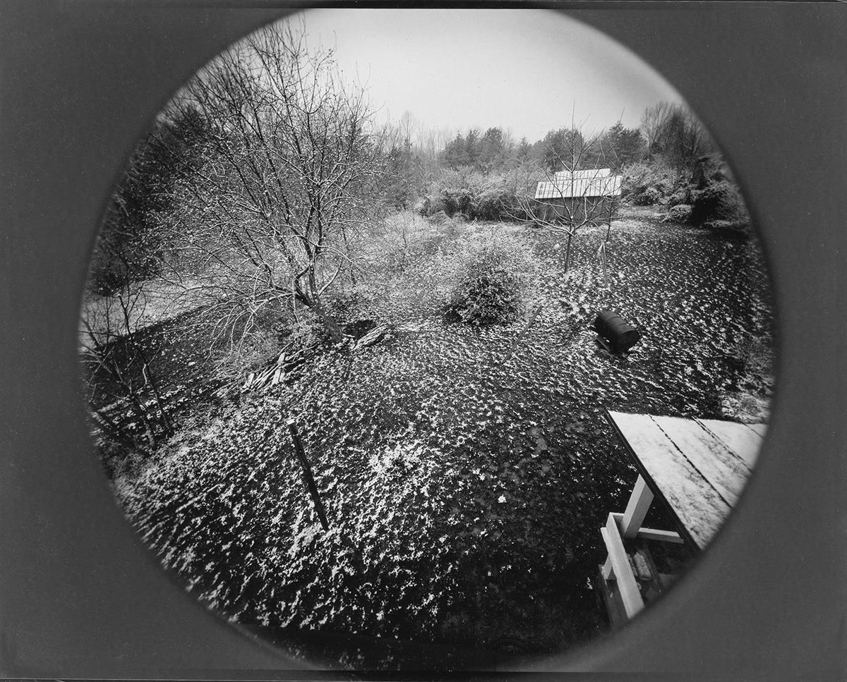 EMMET-GOWIN-(1941--)-Spring-Snow-Danville-Virginia