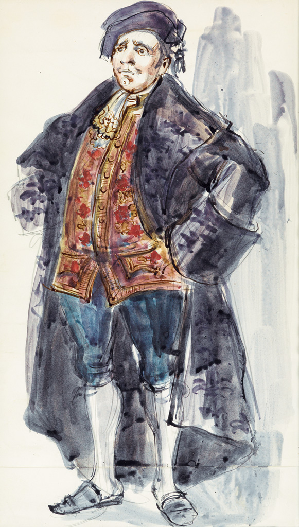 (THEATER) DAVID WALKER. Lord Tremaine.