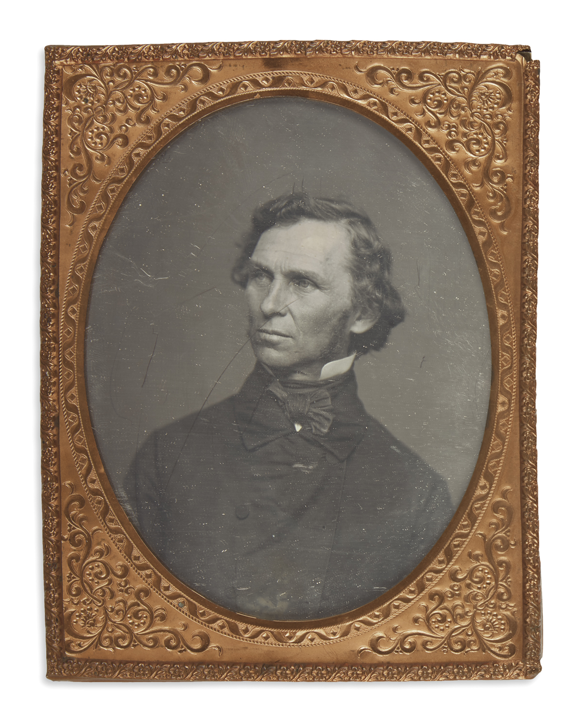 (MAINE)-Original-daguerreotype-photograph-of-Neal-Dow