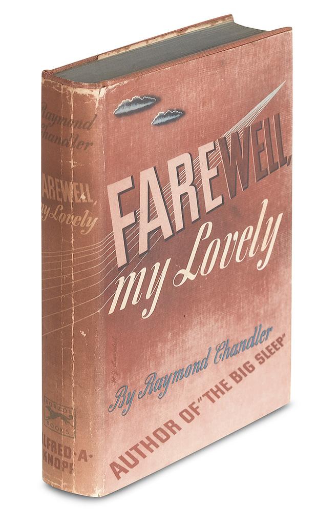 CHANDLER-RAYMOND-Farewell-My-Lovely
