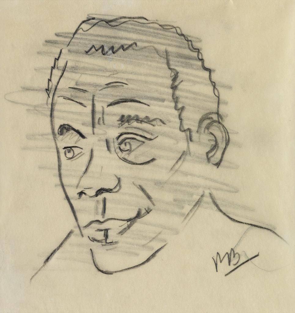 ROMARE-BEARDEN-(1911---1988)-James-Baldwin