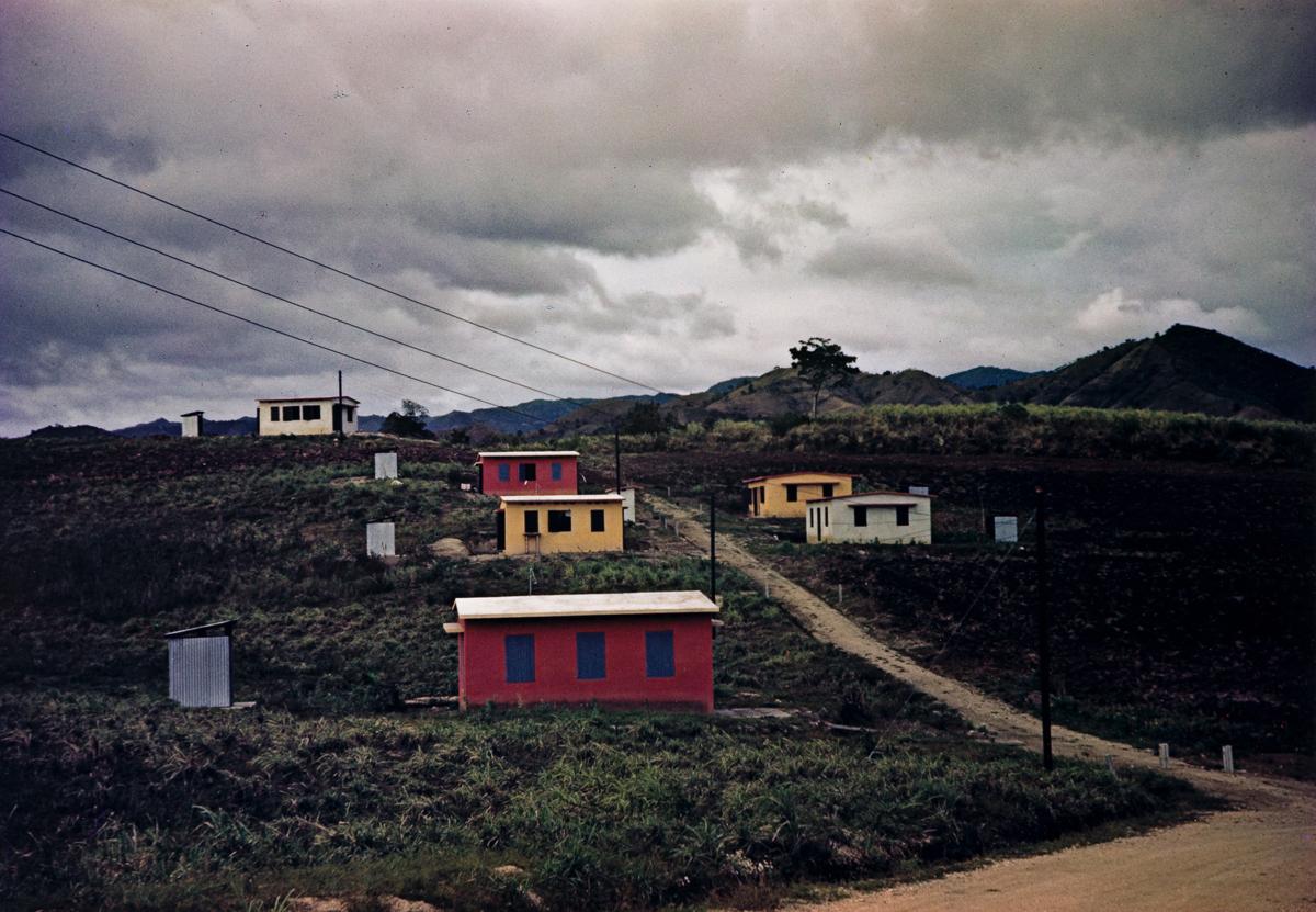 JACK DELANO (1914-1997) Federal Housing, Yuaco, Puerto Rico.
