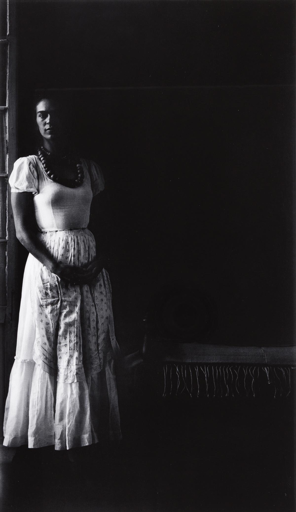 GUILLERMO DÁVILA (1898-1990) Frida.