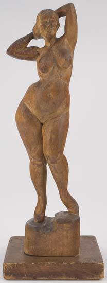 LESLIE-GARLAND-BOLLING-(1898-1955)-Beautiful-Womanhood