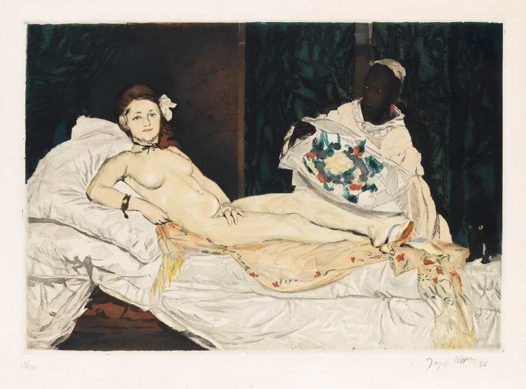 ÉDOUARD-MANET-(after)--Olympia