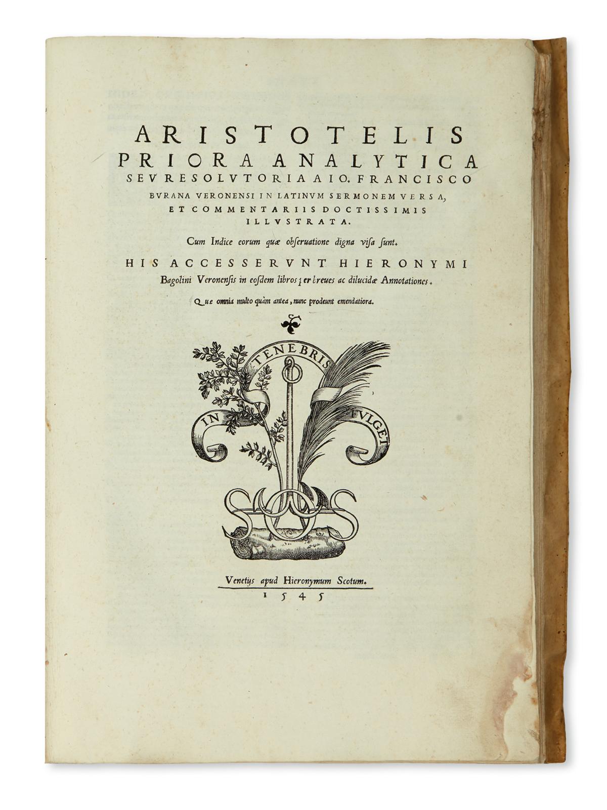 ARISTOTLE-Priora-analytica-seu-Resolutiora-1545