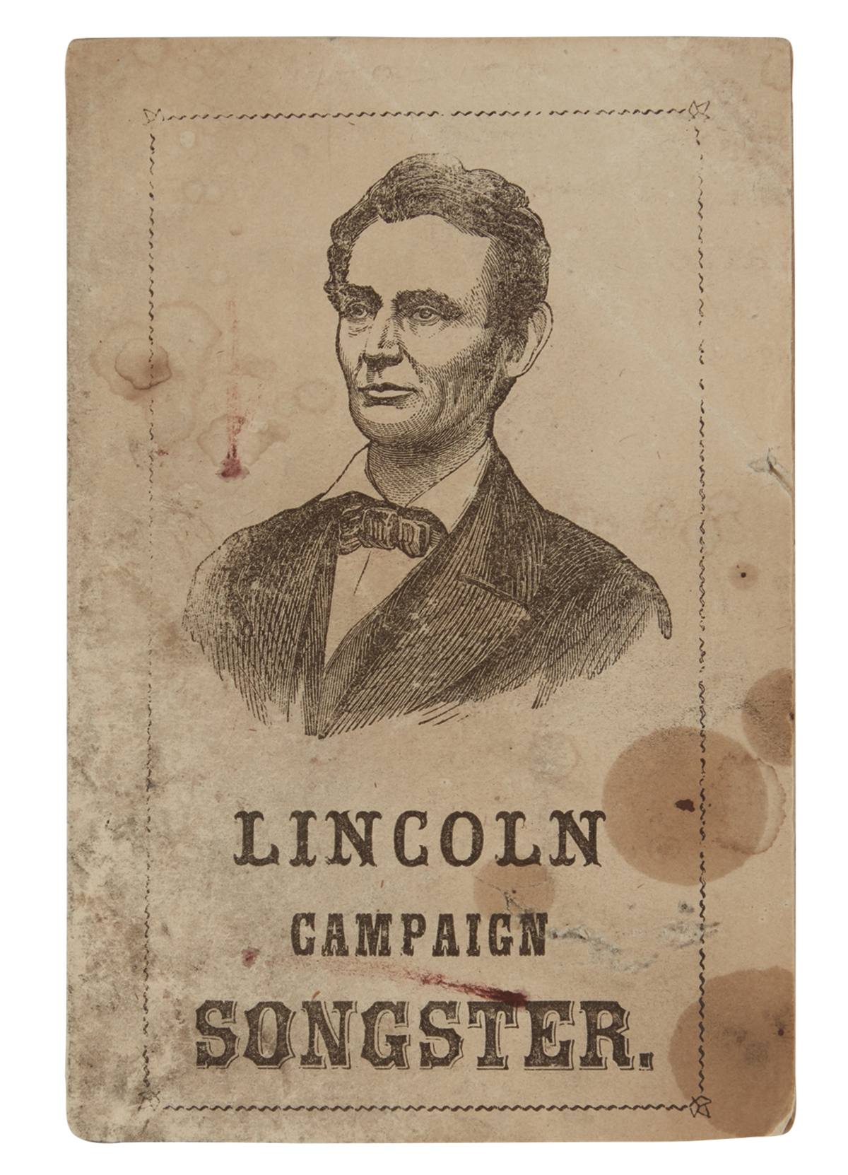 (BOOKS-AND-PAMPHLETS)-Lincoln-Campaign-Songster-for-the-Use-