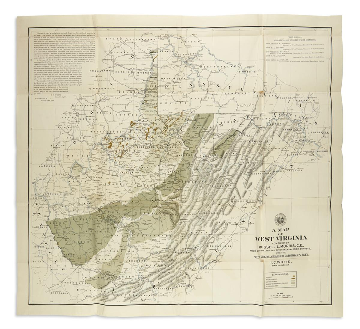 (WEST-VIRGINIA)-Morris-Russell;-and-White-IC-A-Map-of-West-V
