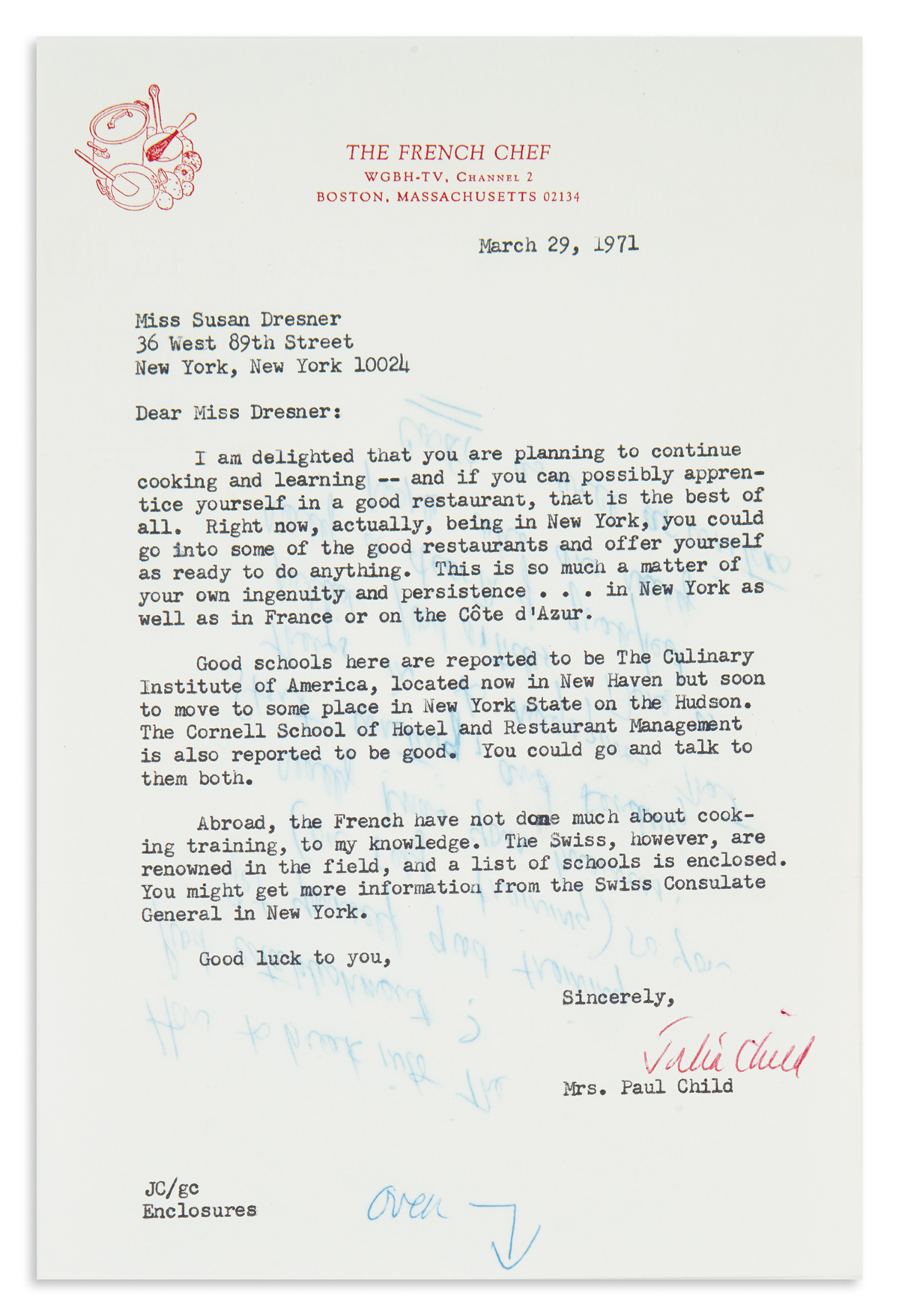 CHILD-JULIA-Typed-Letter-Signed-with-11-line-holograph-posts