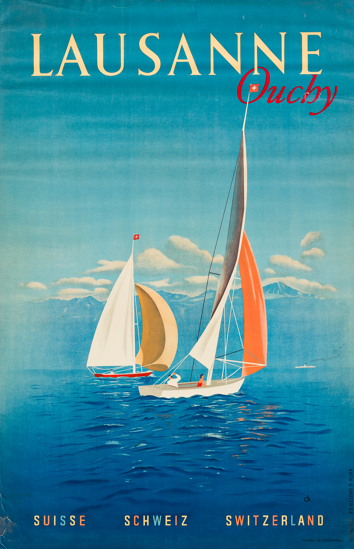 CHARLES-KUHN-(1903-1999)-LAUSANNE-OUCHY-1952-39x25-inches-99