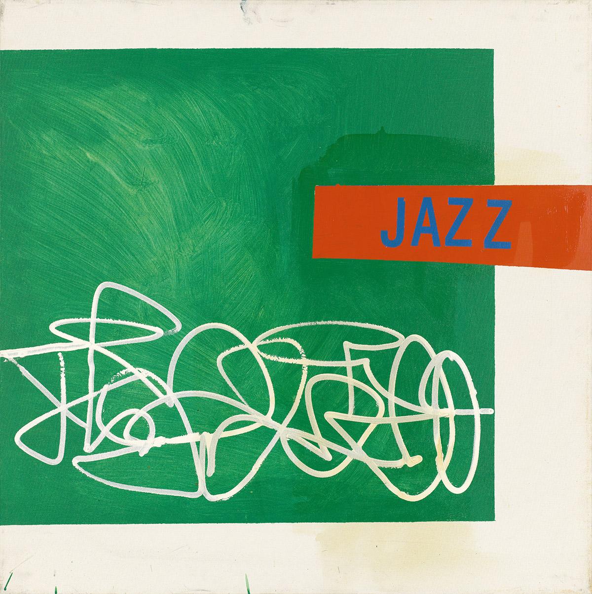 GEORGE-CONDO-Jazz-Edges