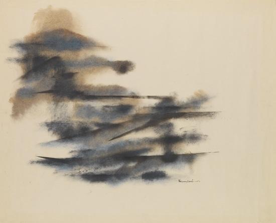 NORMAN LEWIS (1909 - 1979) Seaside.