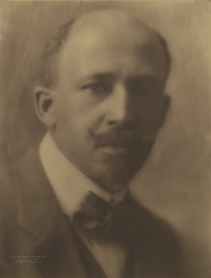 CORNELIUS M. BATTEY (1873 - 1927) W. E. B. Du Bois.