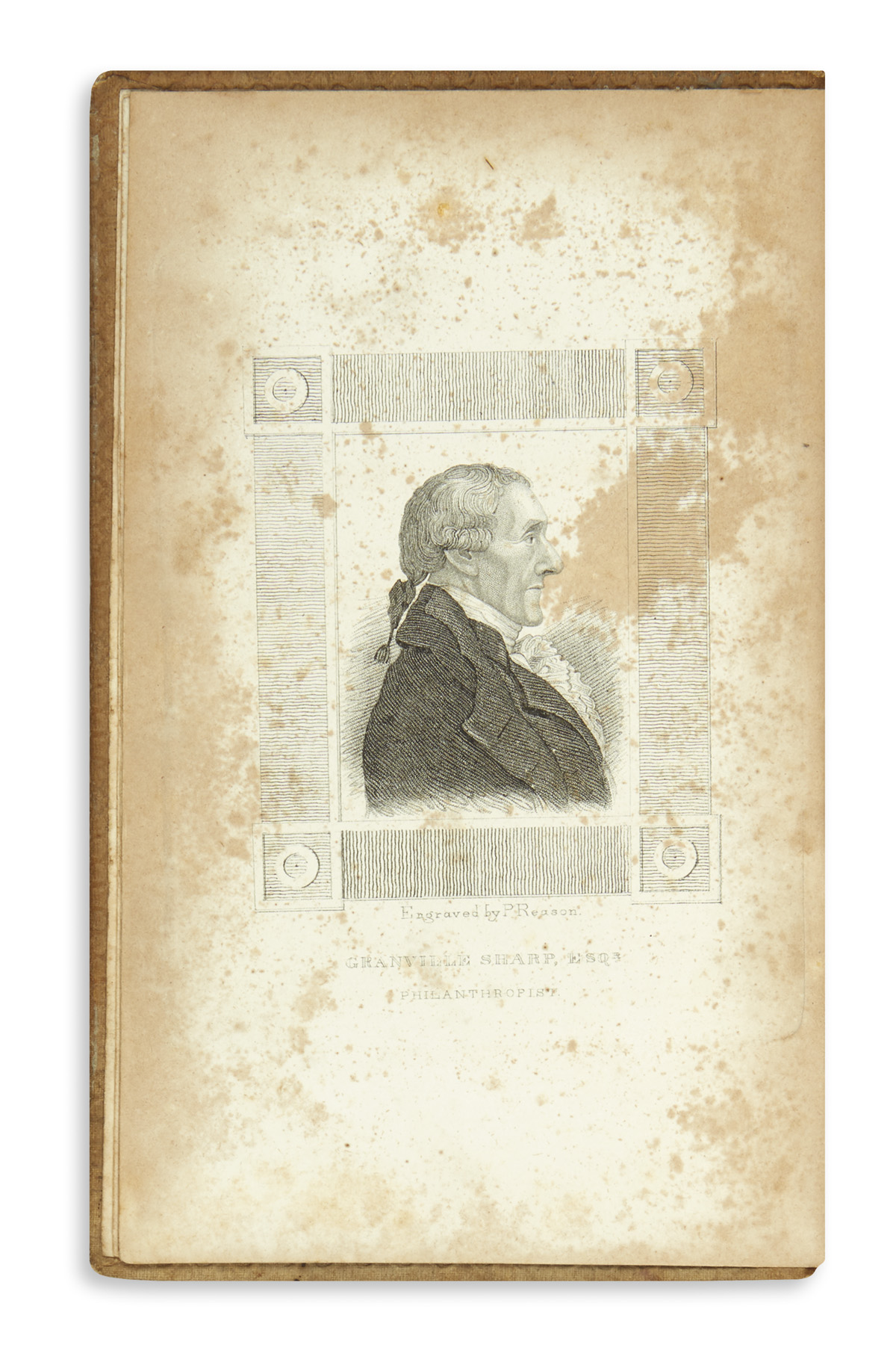 (SLAVERY-AND-ABOLITION)-Stuart-Charles-A-Memoir-of-Granville