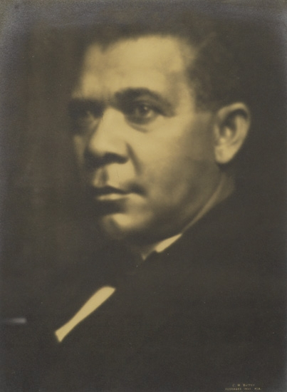 CORNELIUS M. BATTEY (1873 - 1927) Booker T. Washington.